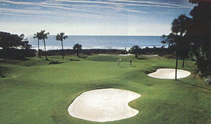 Hilton Head Island -Sea Pines timeshare for sale